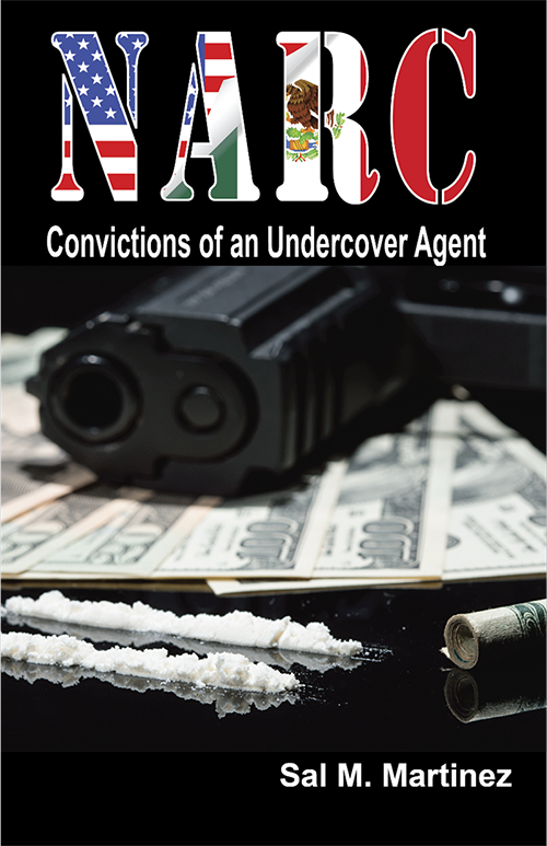 narc agent book cover